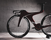Ian Liao | Bike Design, ZIMUTH II, Product Design