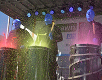 Blue Man Group Lawn on D