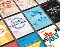 Free Programmes 2016