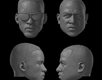 1/6 scale TOY HEADSCULPTS