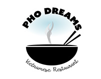 LOGO DESIGN: Pho Dreams