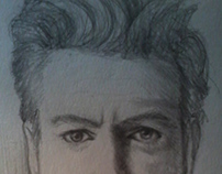 Robert Downey Jr Sketch