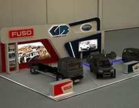 Fuso & Karry Automech booth