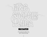 M&CSAATCHI / UI&UX