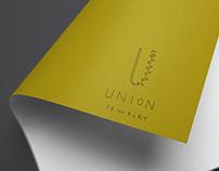 Разработан фирменный стиль и логотп для ювелирного дома