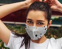 Face Mask MockUp Lifestyle