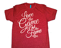 Love the Game Apparel