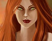 Saerlenn Demonwolf - Original Character