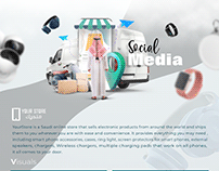 Your Store Social Media