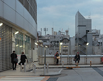 Urban-landscape | Anonymous in Tokyo