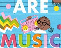 Nick Radford - We Are Music