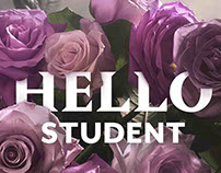 HelloStudent — Brand Launch