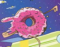 Donuts life