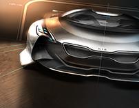 KIA K6 Sport Sedan Project