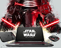 HP/Star Wars Partnership