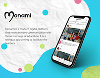 Monami | Education | Case Study
