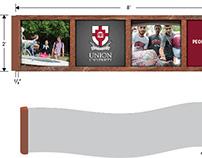 Union University Wave Signage