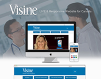 Visine Canada's Number 1 Eye Drop Website