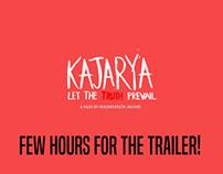 'Kajarya' Movie Trailer Social Posts