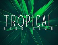Vinyle Cover | Tropical Bird Club