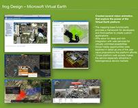 frog Design – Microsoft Virtual Earth