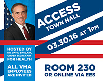 VHA Under Secretary for Health Town Hall