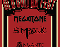 Poster Rock Concert