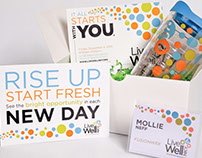 LiveWellNKY - It All Starts With YOU Marketing Campaign