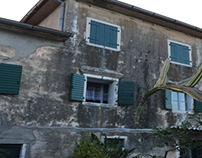 Adriatic house yard