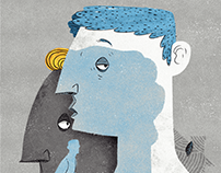 SEYİR HALİ (illustration for Masa Magazine)
