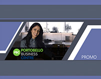 Portobello Business Centre Promo