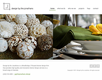 Design by the Jonathans Web Site