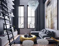Light Apartment Design