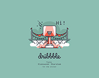Joined Dribbble!