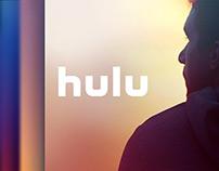 hulu Newfront Design Concepts