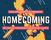Kaya Co Homecoming Flyer