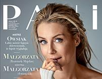 małgorzata rozenek for pani magazine