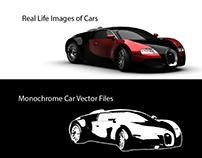 Monochrome Vector File from Image