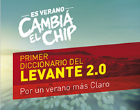 Primer Diccionario del Levante 2.0 - Claro