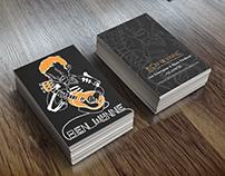 Ben Wynne Business Card Design