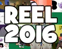 DrGeekastic REEL 2016