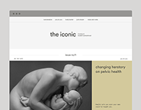 The Iconic - Blog Redesign