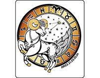 Zodiac horoscope big bundle