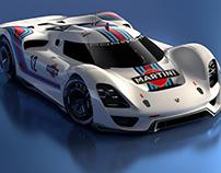 Porsche 908-04 Vision GT
