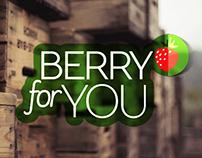 Logo BerryforYou