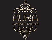 Aura Candles Logo
