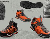 Hiking Footwear FW14/15