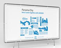 Poster Panama City