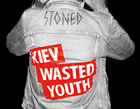 Ditch Clothing - «Kyiv Wasted Youth» promo compaign