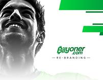 Bilyoner.com // Rebranding